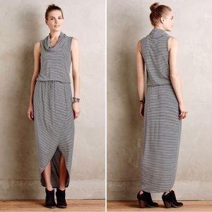 Dolan   Anthropologie • Striped Maxi Dress